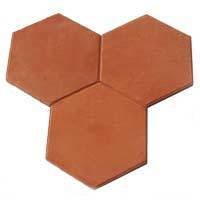 CLAY FLOOR TILES 200X200 Image