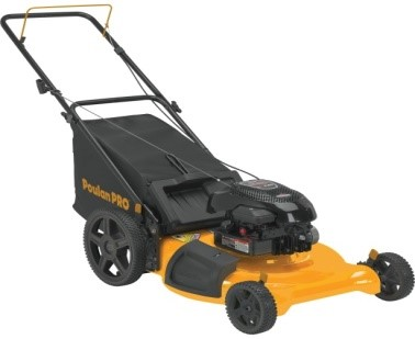 LAWN MOWER - GINGE - MANUAL - 16 Image