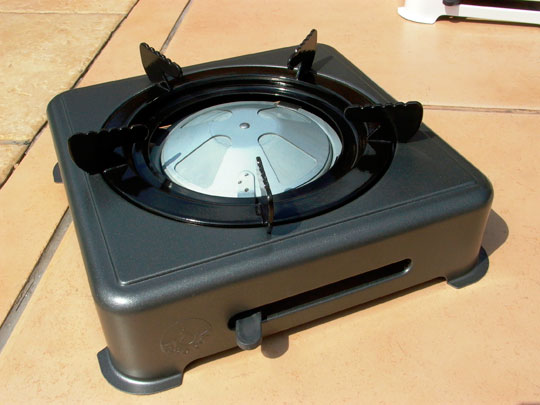 MOTOPOA STOVE - SINGLE TEFLON Image