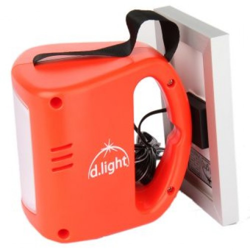 SOLAR LAMP - D.LIGHT - S250 Image