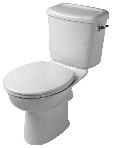 TOILET - ARMITAGE SHANKS - P-TRAP Image