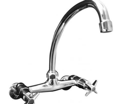 BASIN MIXER - COBRA - 166-041 Image