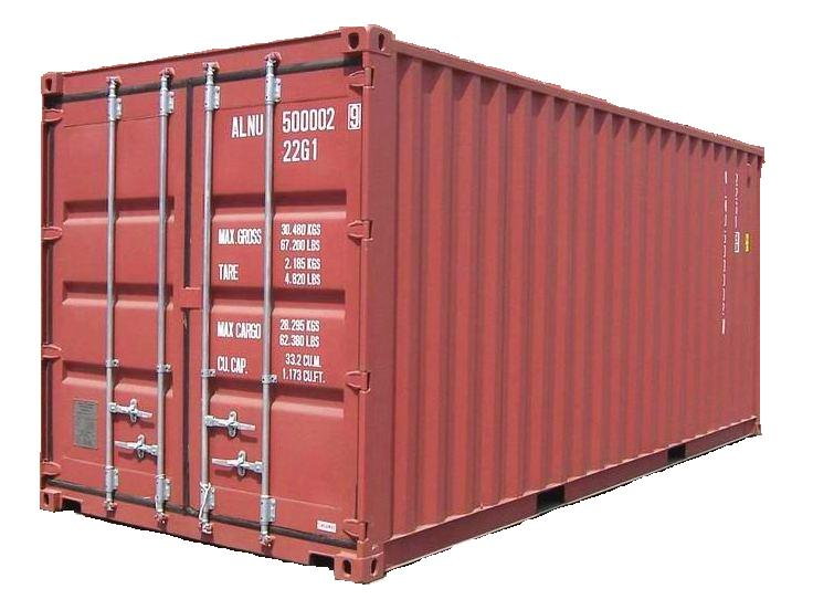 CONTAINER - 20FT Image